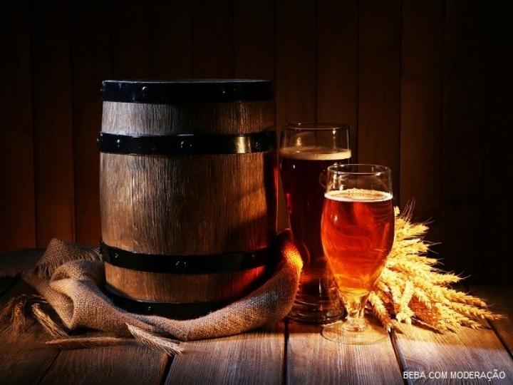 Uso de madeiras brasileiras no envelhecimento de cerveja