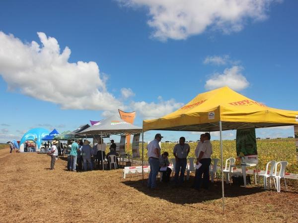 Soluções para soja, milho e cereais serão demonstradas no evento.   Foto: Ozonio Imprensa