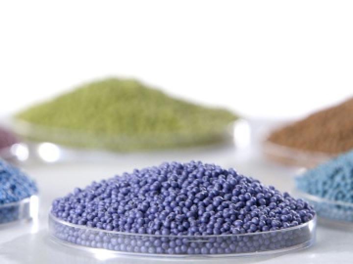 Novidade no tratamento de sementes de soja