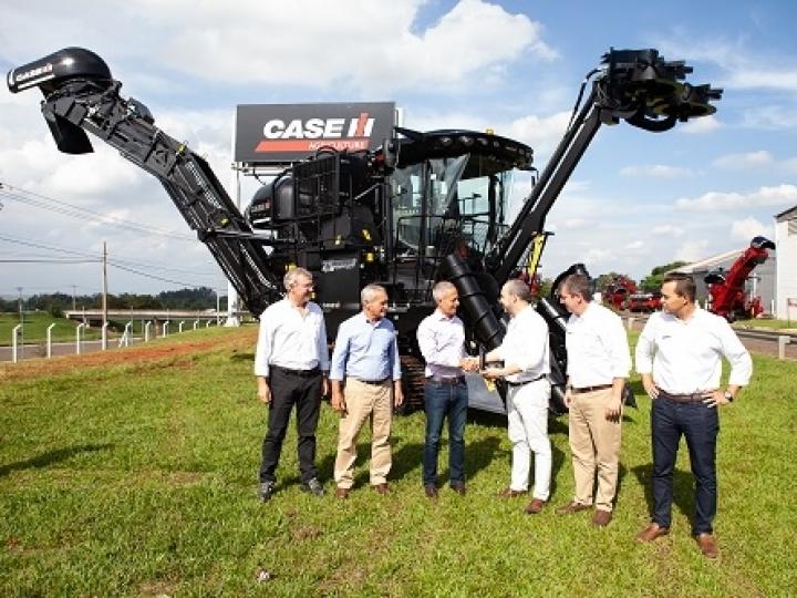 75 anos de Austoft: Case IH celebra início da mecanização da colheita de cana