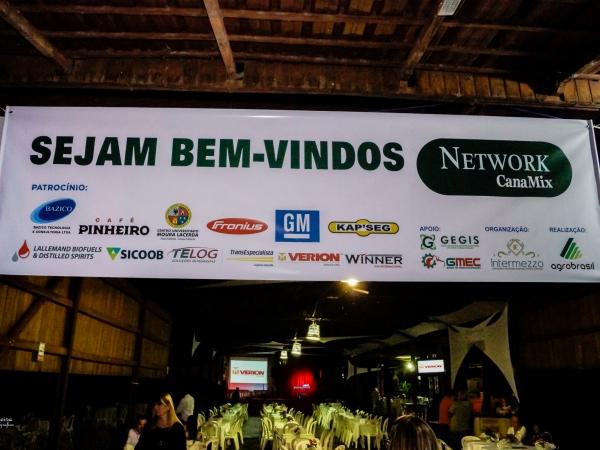 Comemorando dez anos, Network CanaMix foi apoiado por 12 empresas