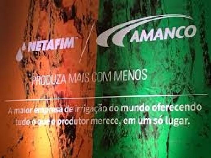 Netafim/Amanco apresenta tecnologia de irrigação 4.0 na Farm Show