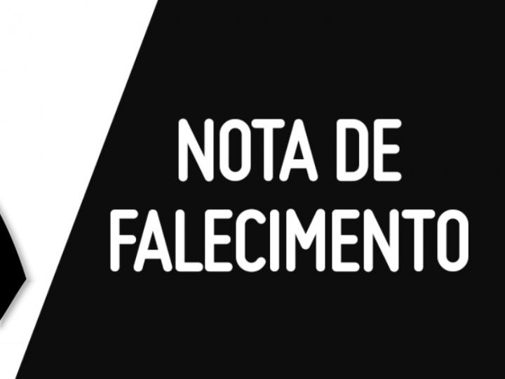 NOTA DE PESAR - Renato Ticoulat Filho