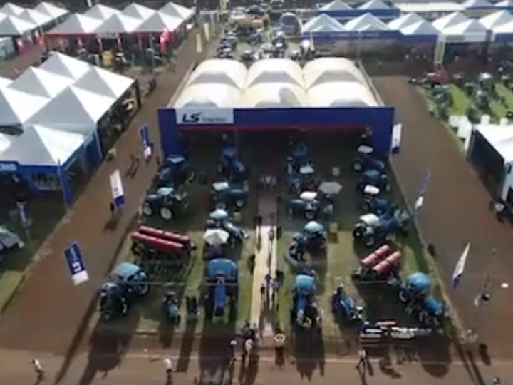 LS Tractor - Especial Agrishow 2019