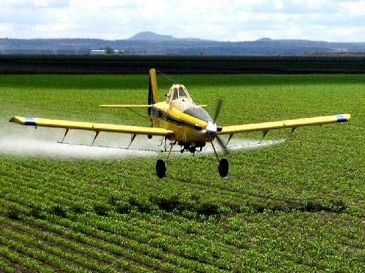 Em Nota Técnica, Embrapa reforça segurança da aviação agrícola