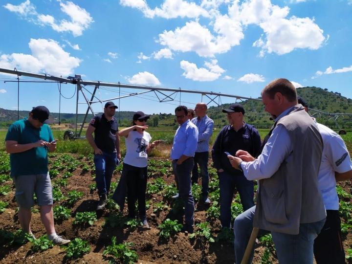 Brasil exporta tecnologia de irrigação para Europa ocidental