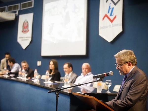 Luiz Marques da Silva Ayroza, diretor-geral do IZ. Foto: Divulgação