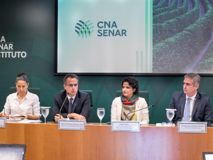 Aliança Agrobrazil comemora acordo entre Mercosul e União Europeia