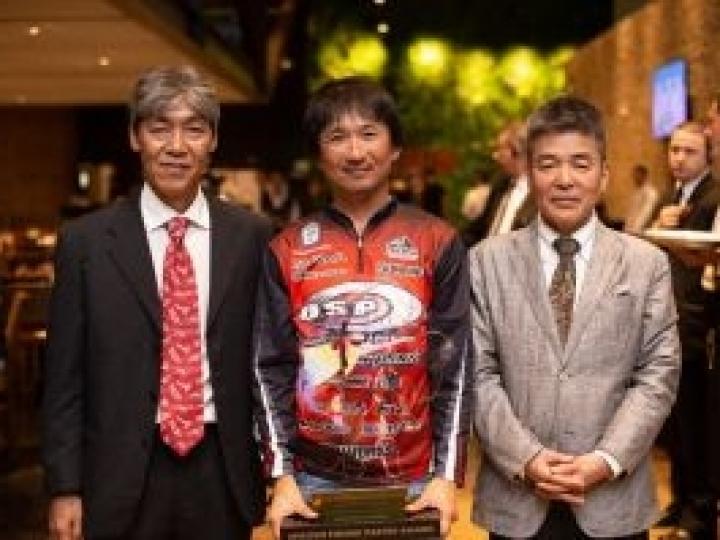 Competidor japonês vence Torneio Internacional de Pesca na Amazônia