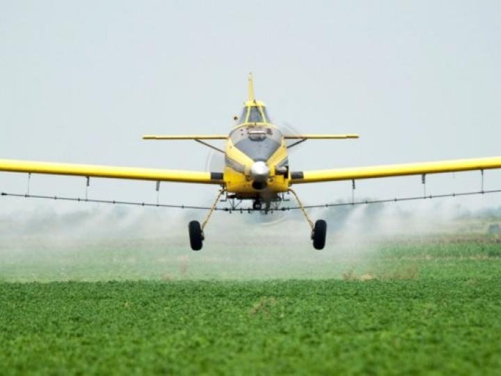 Movimentação intensa no primeiro dia do Congresso da Aviação Agrícola