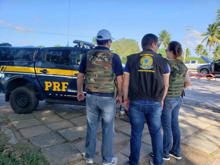 Operação Pele de Sapo apreende drogas no Rio Grande do Norte