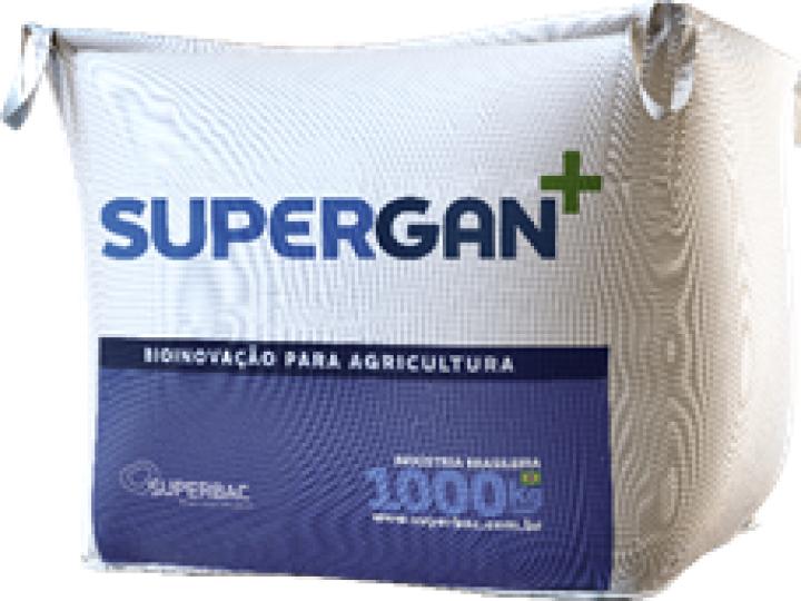 SUPERGAN PLUS:  novo fertilizante de alta performance