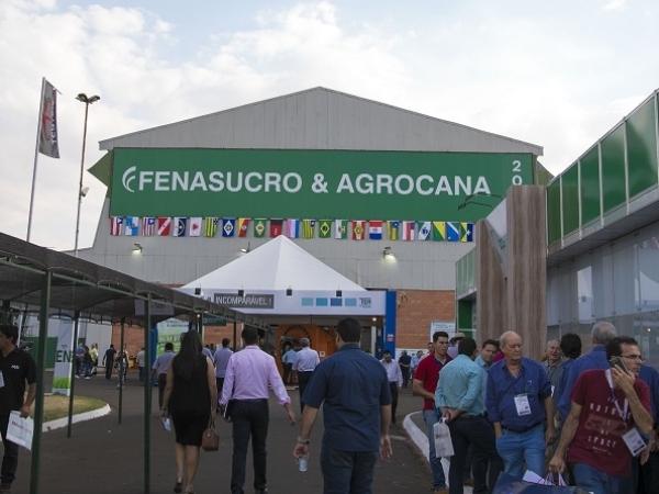 27ª FENASUCRO & AGROCANA, que será realizada entre 20 e 23 de agosto, apresentará produtos e soluções ao setor bioenergético. Foto: Charles Johnson - Foto Brasil