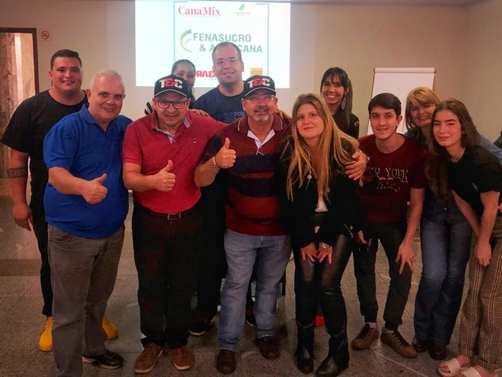 Grupo AgroBrasil reúne equipe para planejar o CITEC e a Fenasucro