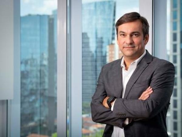 Leonardo Pontes, vice-presidente Executivo Comercial da Raízen. Foto: Divulgação