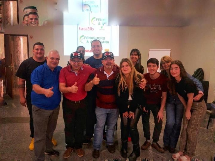 Grupo AgroBrasil reúne equipe para planejar o CITEC e a Fenasucro 2019