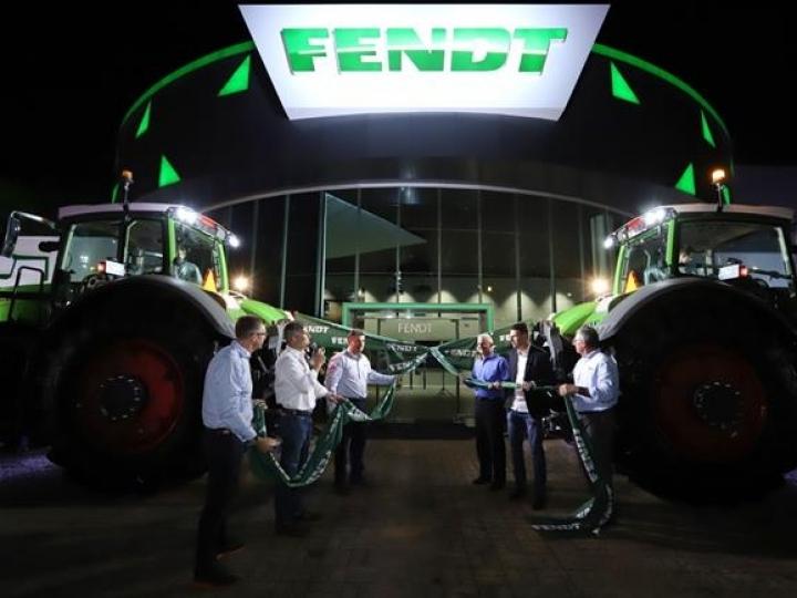 Divisão Fendt é inaugurada em Sorriso (MT)