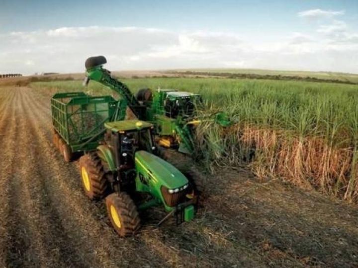 Produção recorde de etanol