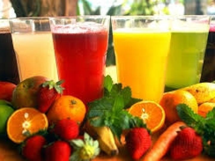 Mapa cria regulamento para sucos e polpas de frutas artesanais