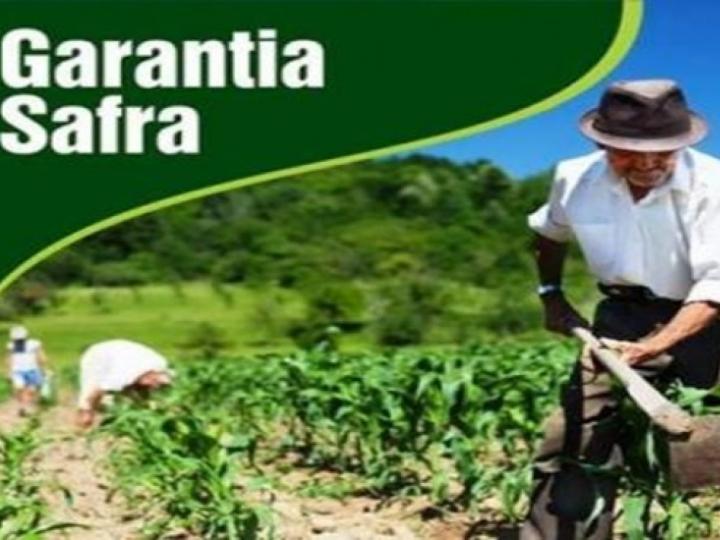 Garantia-Safra paga R$ 442,4 milhões