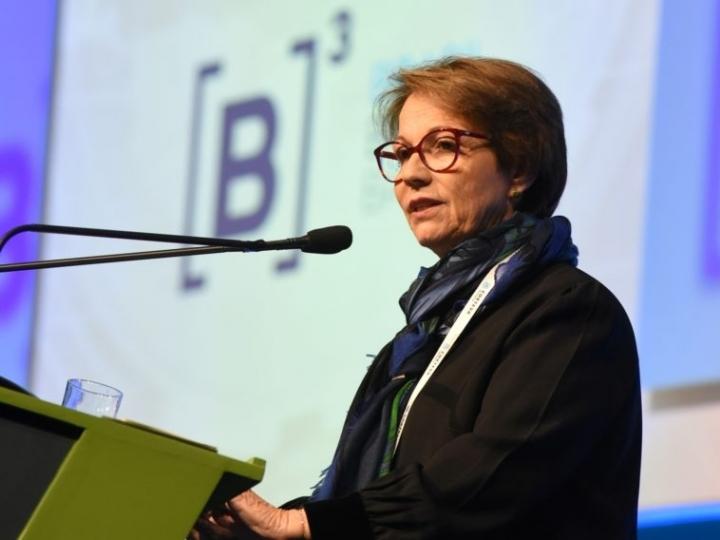 Ministra apresenta resultados do ABC Cerrado