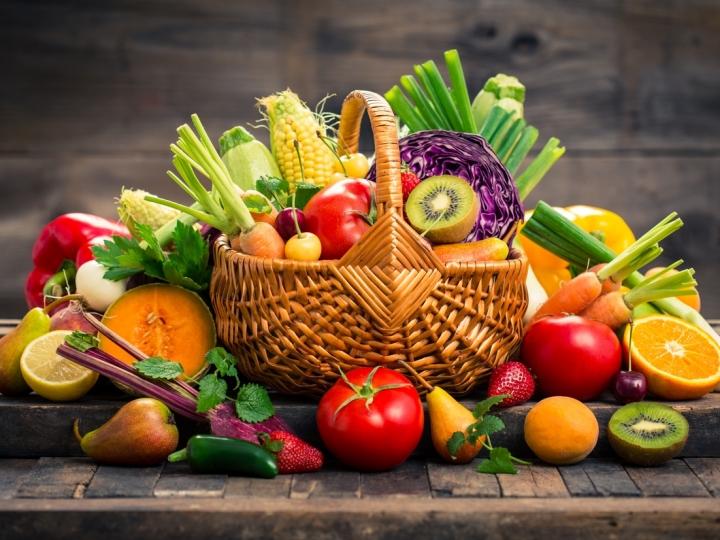 Padrões visuais de qualidade para frutas, legumes e verduras