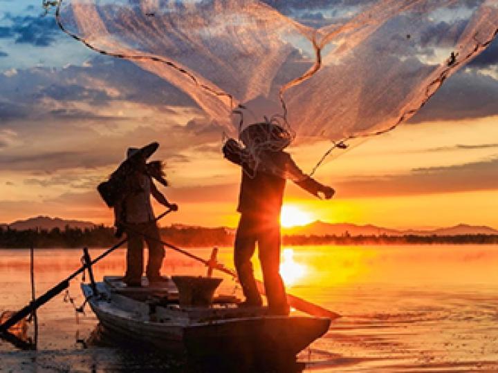 65 mil pescadores afetados por óleo irão receber auxílio emergencial