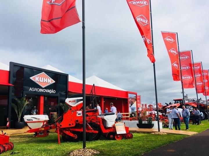 KUHN lança duas novas máquinas no Show Rural Coopavel