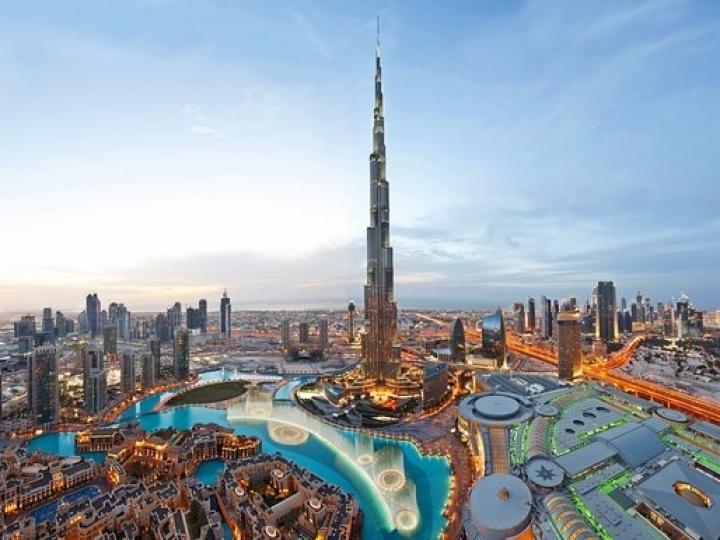 Escritório comercial do Governo de SP em Dubai