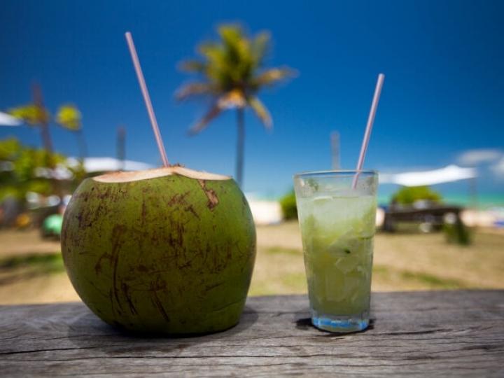 Padrões de identidade e qualidade para água de coco