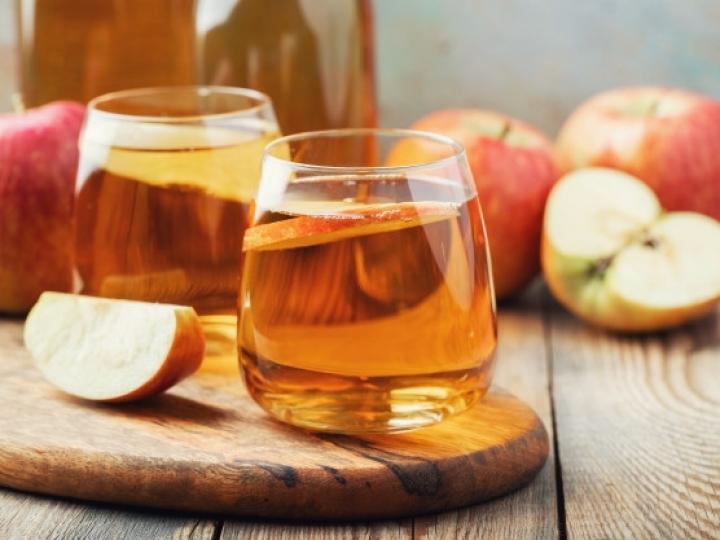 Novos parâmetros para sidra e vinagre de fruta
