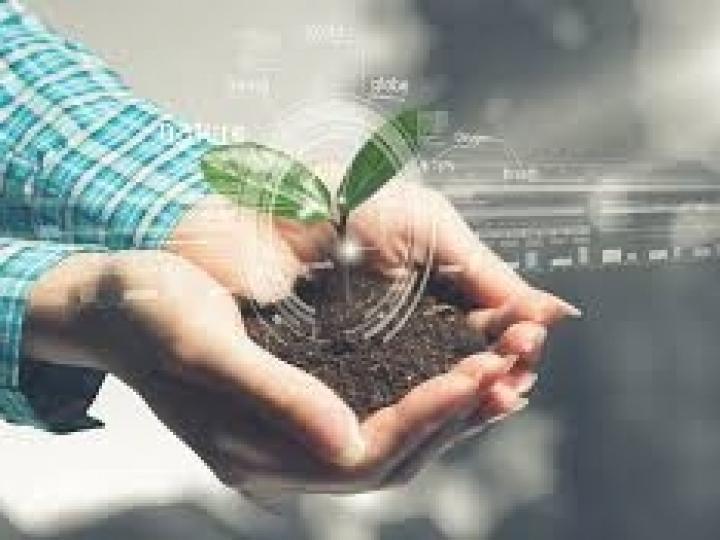 Pesquisa: transformação digital da agricultura