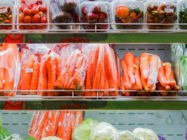 Mercado global de alimentos embalados deverá atingir US$ 4,89 trilhões até 2027