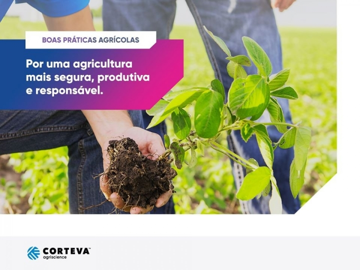 Corteva disponibiliza webinares sobre Boas Práticas Agrícolas