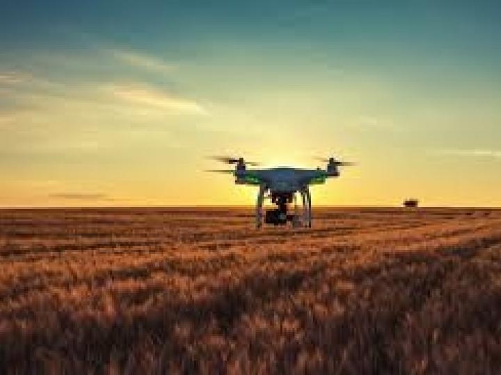 Em meio à crise, agtech de drones vê seu faturamento crescer mais de 70%