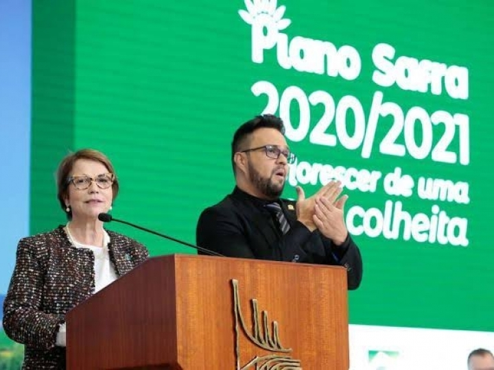 Plano Safra 2020/21 é lançado e destaca papel do agro