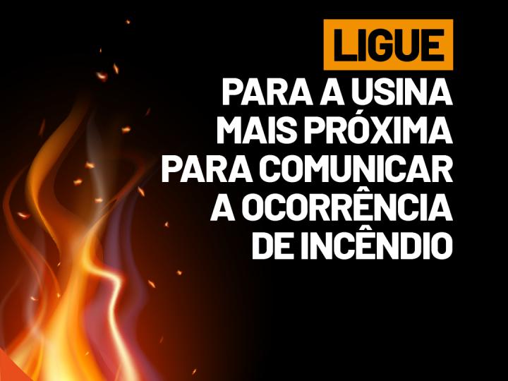 Socicana promove webinar sobre prevenção e combate a incêndio