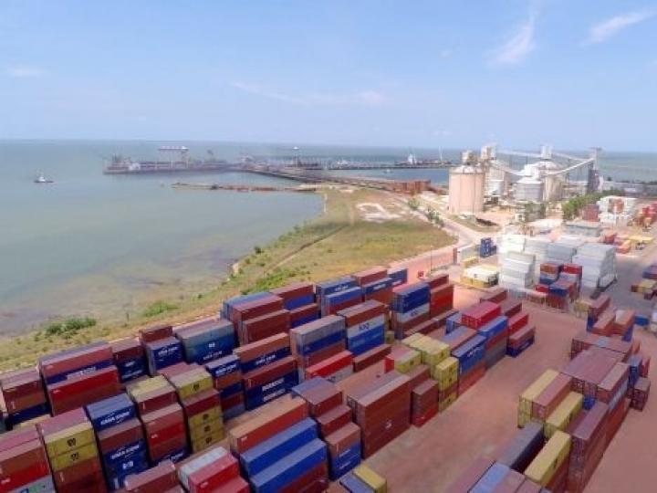 Santos Brasil e Emapa desenvolvem solução logística que aproveita potencial fluvial da região Norte