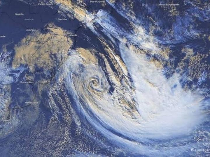 Mapa está atento à situação de produtores atingidos por ciclone no Sul do país