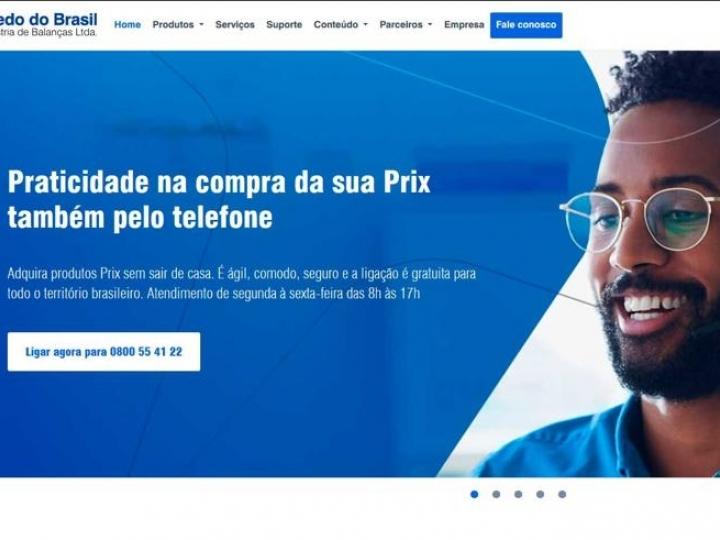 Toledo do Brasil lança um novo site