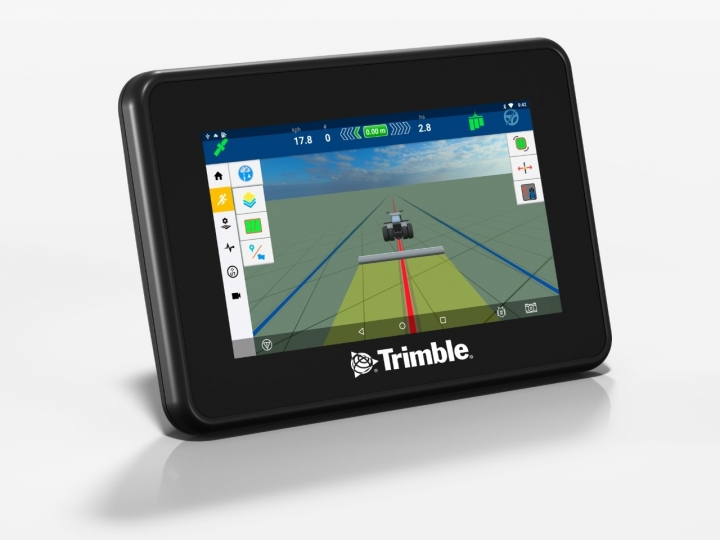 Trimble lança campanha para sortear um monitor com receptor