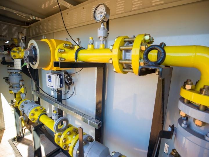 GasBrasiliano realiza a primeira ligação de rede de gás natural em uma usina de açúcar e etanol do Brasil