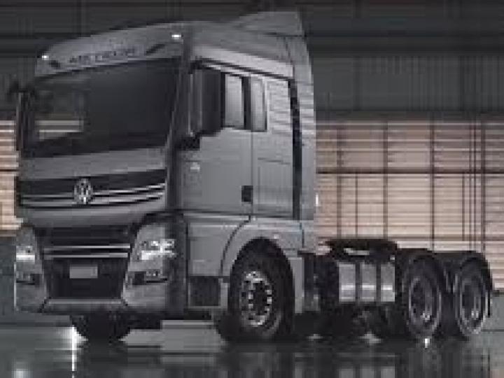 Novos Volkswagen Meteor com motores MAN D26