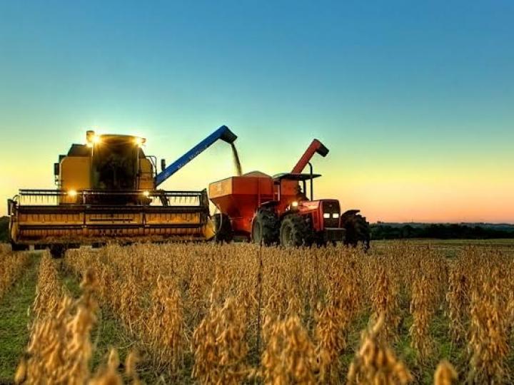 Safra recorde de grãos em 257,8 milhões de toneladas