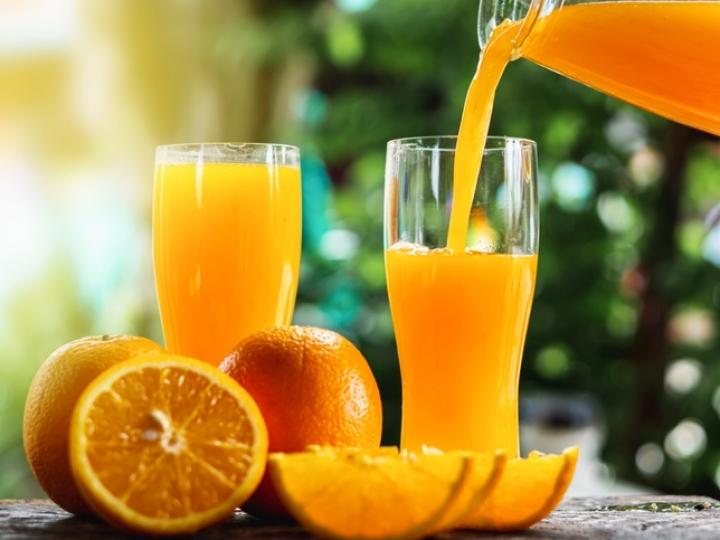 México lidera as exportações de suco de laranja para os EUA