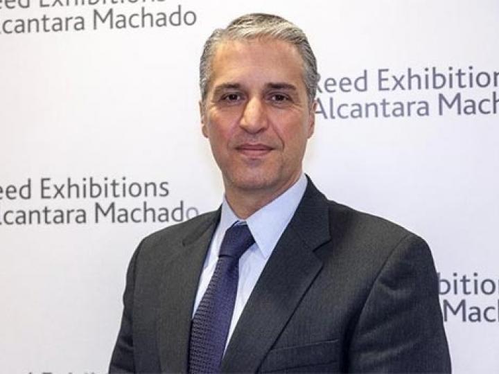 Reed Exhibitions anuncia Fernando Fischer como Presidente das Américas