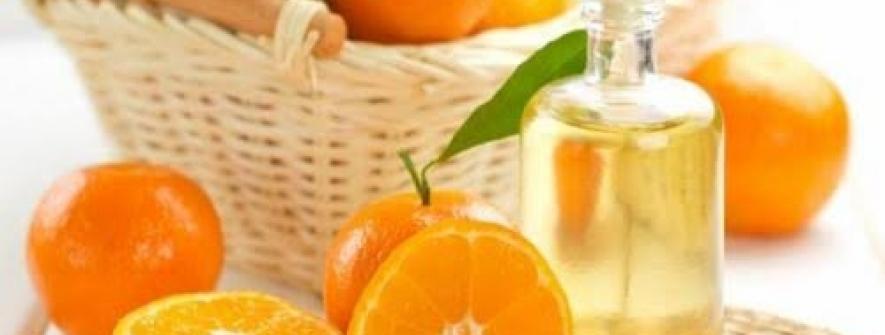 Óleo essencial da casca de laranja beneficia lavouras