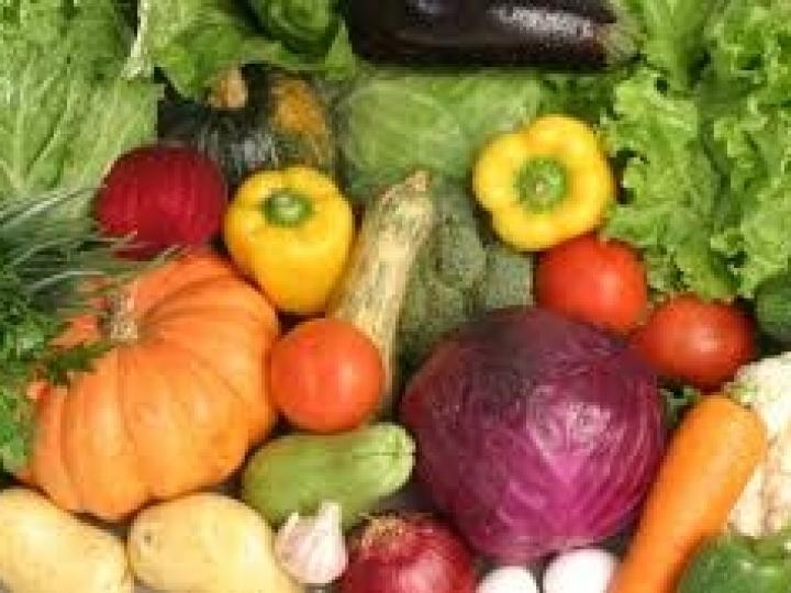 Alta de preços de hortaliças no fim de ano