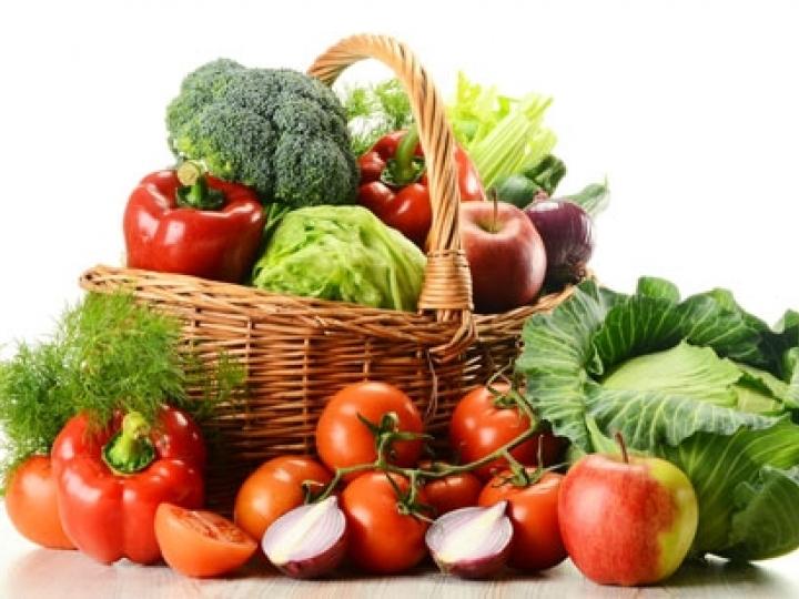 Ações de apoio à rastreabilidade de frutas e hortaliças