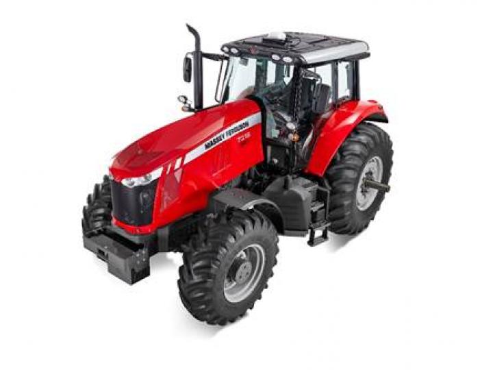 Com alta potência e robustez, chega ao mercado o trator MF 7300 Dyna-3